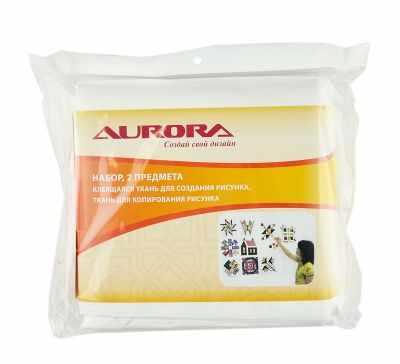 Аксессуар для шитья AURORA AU-150 Клеящаяся ткань для создания эскиза, ткань копирования рисунка