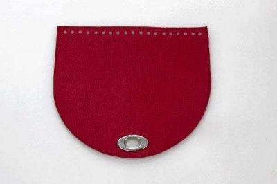 Каталог - Крышка-клапан с установленным замком цв.красный