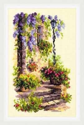 Набор для вышивания Чудесная игла 74-04 Уютный уголок