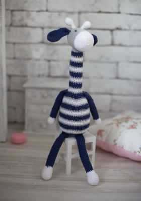 Набор для изготовления игрушки Арт Узор 2724098 Наборы для вязания амигуруми: Мягкая игрушка