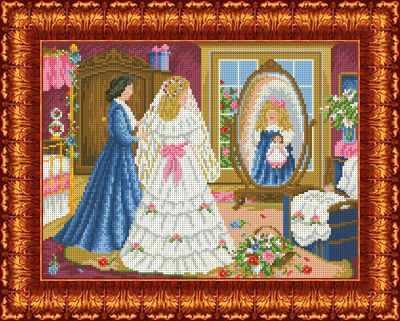 КБЛ 3038 Дочь глазами матери - схема (Каролинка)