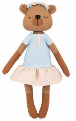 Набор для изготовления игрушки Miadolla TT-0217 Мишка Лулу (Miadolla)