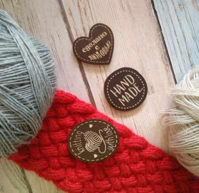 Аксессуар для рукоделия Березка Набор бирок Вязание аксессуар для рукоделия березка форма для высечки швейная машинка