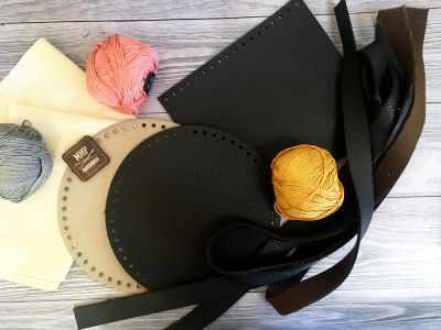 Заготовка для творчества Березка Набор для сумки цвет