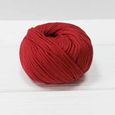 Пряжа GAZZAL Baby Cotton Gazzal Цвет.3439 Бордовый