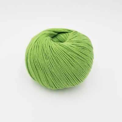 Пряжа GAZZAL Пряжа GAZZAL Baby Cotton Gazzal Цвет.3448 зеленое яблоко