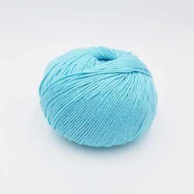 Пряжа GAZZAL Пряжа GAZZAL Baby Cotton Gazzal Цвет.3451 Светлая бирюза