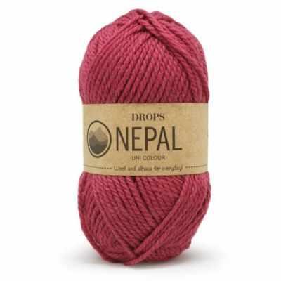 Пряжа DROPS Пряжа DROPS Nepal Цвет.8910 Флокс