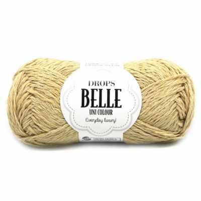 Пряжа DROPS Belle Цвет. 04 Одуванчик