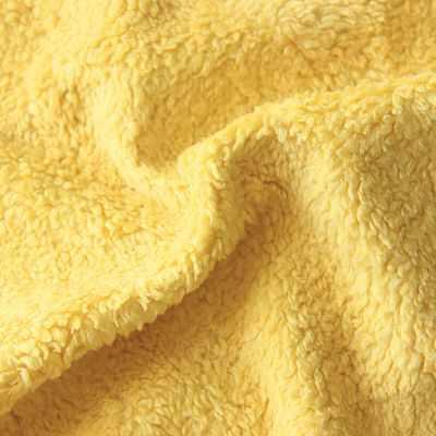 Мех хлопок 400617 Цвет.Желтый (50*75 см)