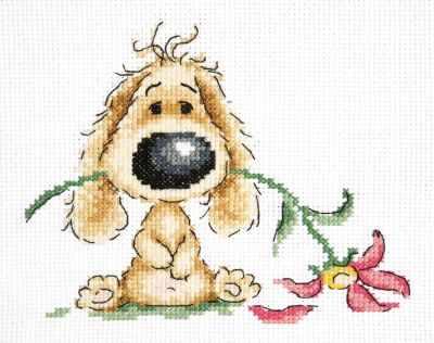 Набор для вышивания Чудесная игла 16-22 Миляга 1872 романтик чудесная игла чудесная игла