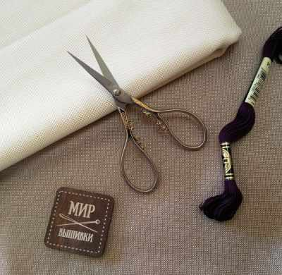 Ножницы - Винтажные ножницы №3 ножницы калибр энн 700 3 2м
