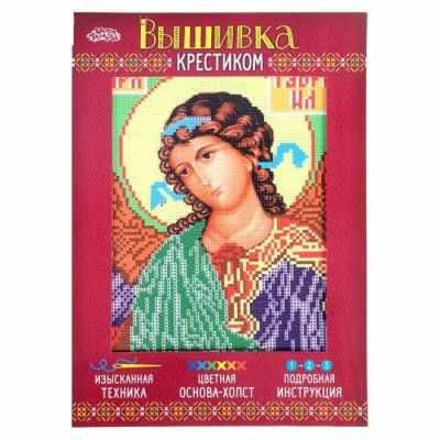 2055898 Набор для вышивания крестиком Святой Архангел Гавриил