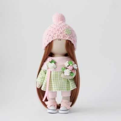 Набор для изготовления игрушки Арт ткани Набор для создания текстильной игрушки