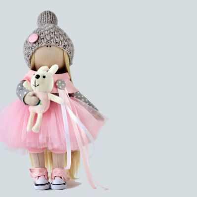"""Набор для создания текстильной игрушки """"Эмма"""""""