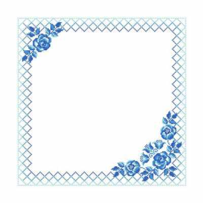 Набор для вышивания Каролинка ККСН/хб/015 Набор для салфетки