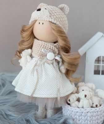 Набор для изготовления игрушки Милота Набор для изготовления кукол Софи набор для изготовления игрушки милота набор для изготовления кукол амели