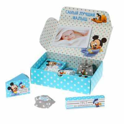 Аксессуар Disney 1448682 Набор коробочек для хранения