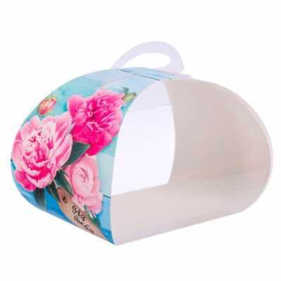 Упаковка для выпечки Дарите Счастье 2861615 Коробочка под десерт «Для тебя»