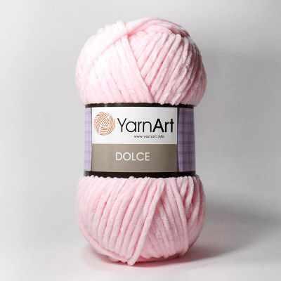 Пряжа YarnArt Пряжа YarnArt Dolce Цвет. 750 Розовый