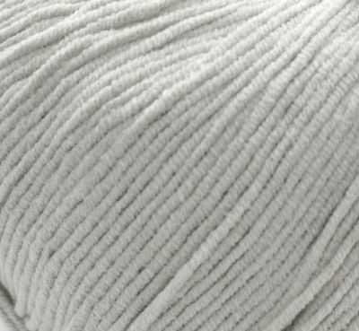 Пряжа YarnArt Пряжа YarnArt Jeans Цвет.49 Светло серый