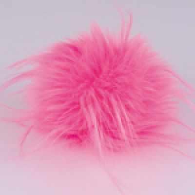Помпон YarnArt Bobble Hat Цвет.29 Розовый