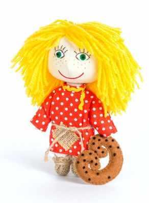 Набор для изготовления игрушки Перловка ПЛДК-1451 Домовенок - игрушка (Перловка) перловка набор для изготовления игрушки зубная фея перловка