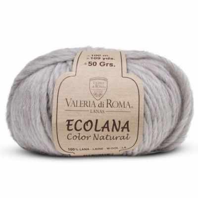 Пряжа Valeria di Roma Пряжа Valeria di Roma Ecolana Цвет.064 Серый
