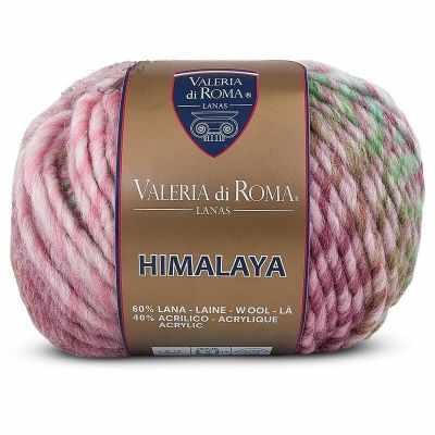 Пряжа Valeria di Roma Пряжа Valeria di Roma Himalaya Цвет.233 Роз.Гол.бир.зел.мел
