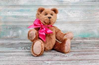 Набор для изготовления игрушки HappyMade Ш021 Набор для шитья ииз меха Медвежонок Вильсон