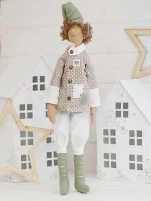 Набор для изготовления игрушки HappyMade Ш047 Набор для шитья и рукоделия Эльфочка Габриэлла