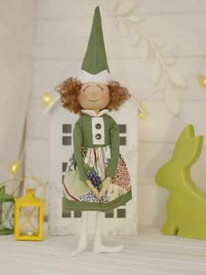 Набор для изготовления игрушки HappyMade Ш078 Набор для шитья и рукоделия Очаровашка Сара alcasta m26 6x15 4x100 d60 1 et36 bkys