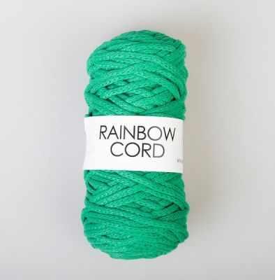 rainbow Пряжа RAINBOW BIRD Пряжа RAINBOW BIRD RAINBOW CORD Цвет.Green