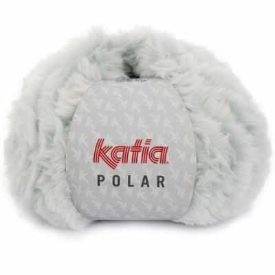 Пряжа Katia Polar Цвет.1128.81 св.бир.