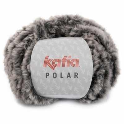 Пряжа Katia Пряжа Katia Polar Цвет.1128.85 серобеж.