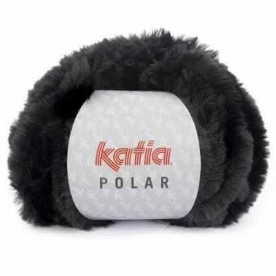 Пряжа Katia Пряжа Katia Polar Цвет.1128.87 черный