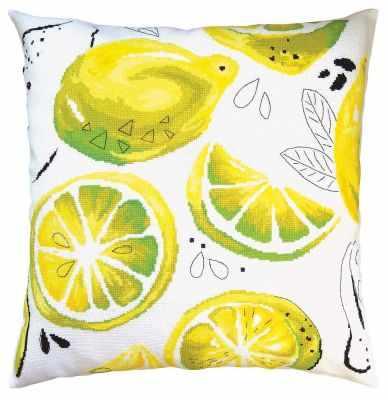 CU054 Желтые лимоны