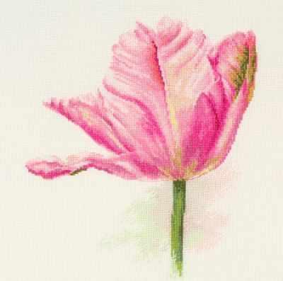2-42 Тюльпаны.Нежно-розовый