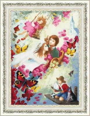 Купить со скидкой ЧМ-065 Семейное счастье