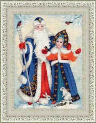 СО-015 Дед Мороз и Снегурочка