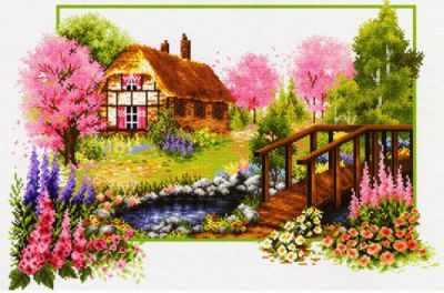 8308 Весеннее цветение