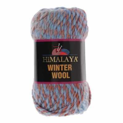 Пряжа Himalaya  Winter wool Цвет.01