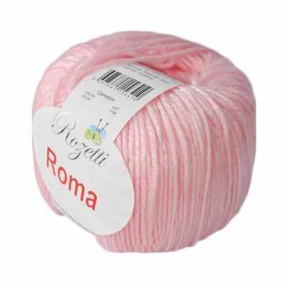 Пряжа Rozetti Пряжа Rozetti Roma Цвет.201-04 розовый
