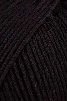 Пряжа Laines du Nord Пряжа Laines du Nord Dolly Baby Цвет.705 черный