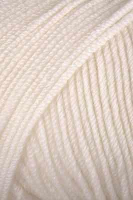 Пряжа Laines du Nord Пряжа Laines du Nord Dolly Baby Цвет.001 Белый