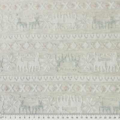 Плюшевая ткань Россия ТД-020-Олени-С/Р (58*85 см)