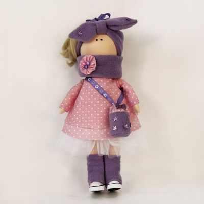"""Набор для изготовления игрушки Березка Набор для изготовления куклы """"Зефирка"""""""