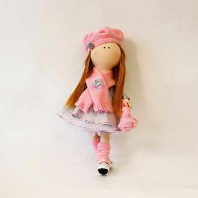 """Набор для изготовления игрушки Березка Набор для изготовления куклы """"Карамелька"""""""