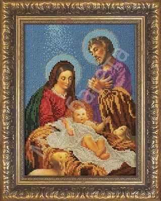 Рама Мир Багета №43 Рамка для иконы Рождество Христово 19х26 Арт 829-107