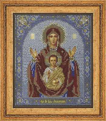 Рама Мир Багета №11 Рамка для иконы Знамение, 19,7х23,8 Арт 388-319